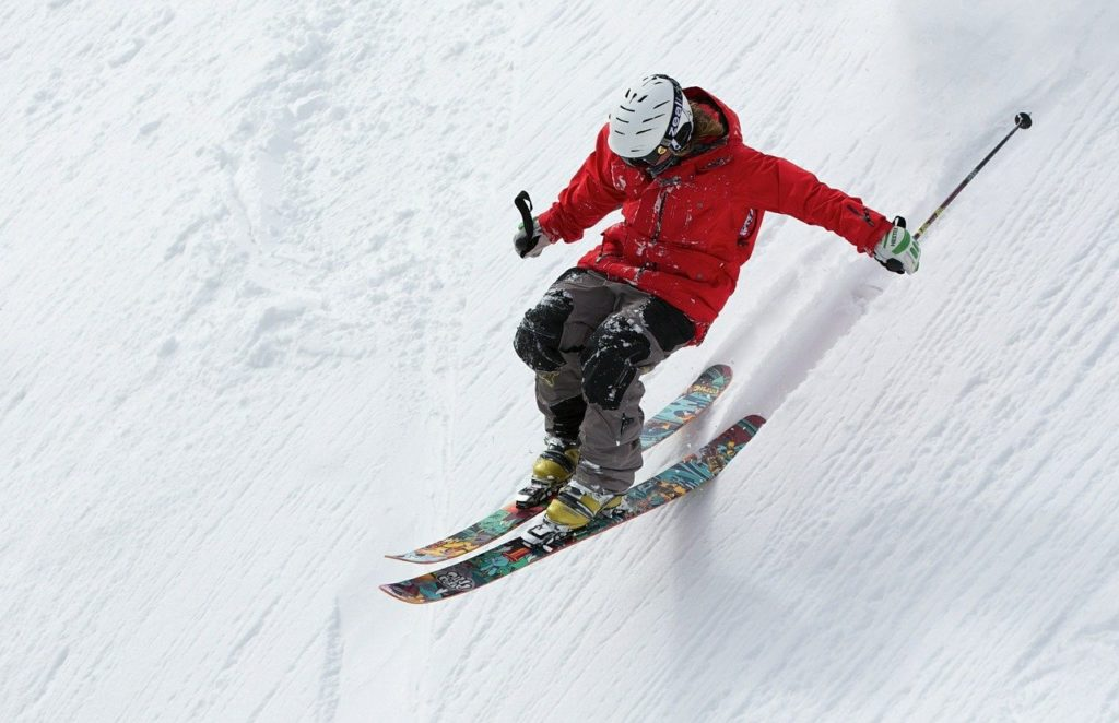 סקי מגלשיים אתגרי